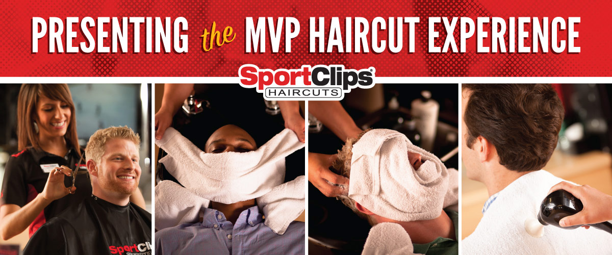 The Sport Clips Haircuts of Bryant MVP Haircut Experience